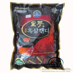 Kẹo Hắc Sâm Hàn Quốc 300g - Kẹo Sâm Đen Hàn Quốc